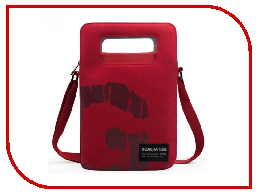 Аксессуар Сумка 10.0-inch G-Cube GPG-10R Red полиэстер