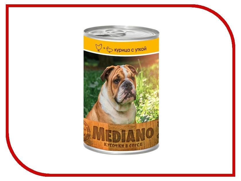 Корм VITA PRO Mediano Курица/Утка 405g для собак 66453