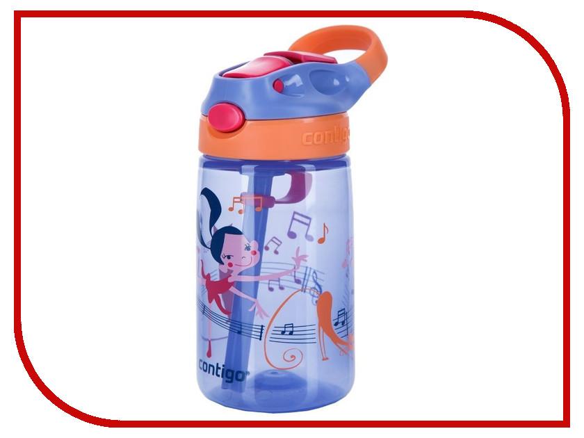 Бутылка Contigo Gizmo Flip 420ml Violet contigo0743