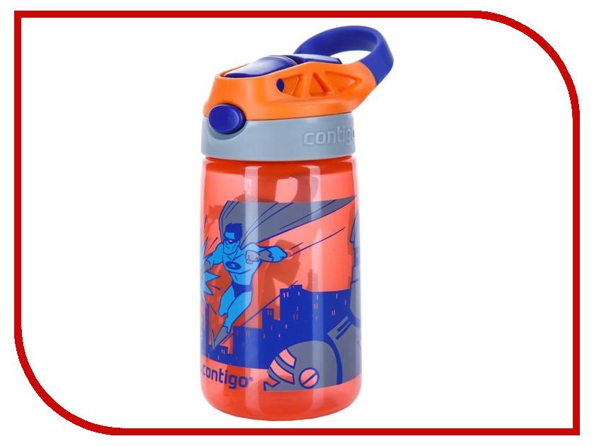 Бутылка Contigo Gizmo Flip 420ml Red contigo0745