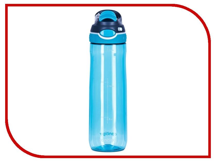 Бутылка Contigo Autospout Chug 720ml Light Blue contigo0763