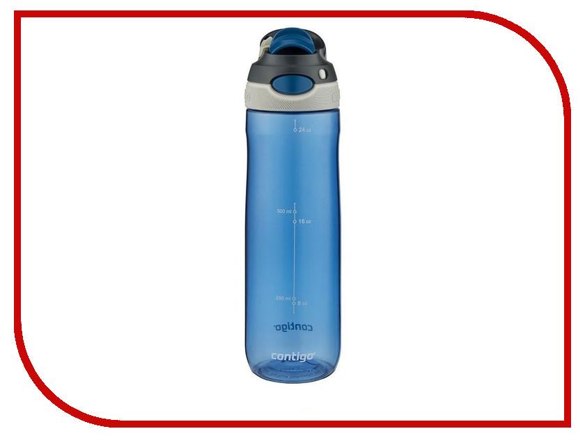 Бутылка Contigo Autospout Chug 720ml Blue contigo0764