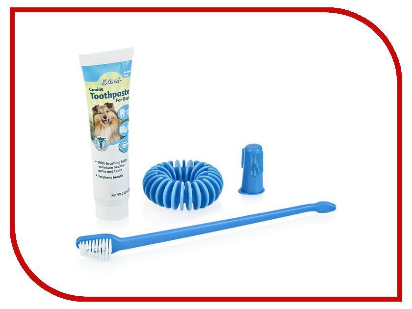 Витамины 8 in 1 Exel Deluxe Dental Kit для собак EJ7410 витамины