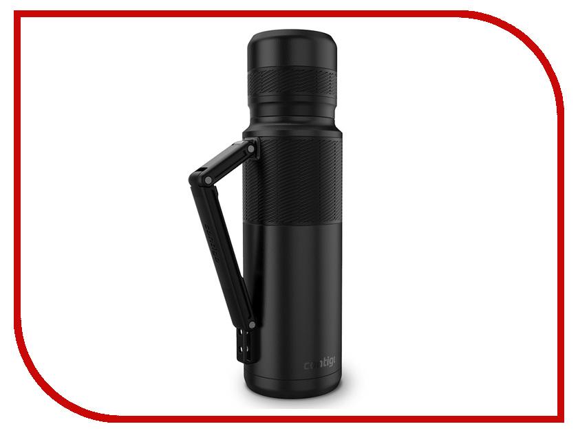 Бутылка Contigo Thermal Bottle 1.2L Black contigo0769 термокружка contigo contigo0502