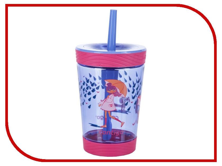 Детский стакан Contigo 420ml Pink contigo0771 contigo0092 contigo