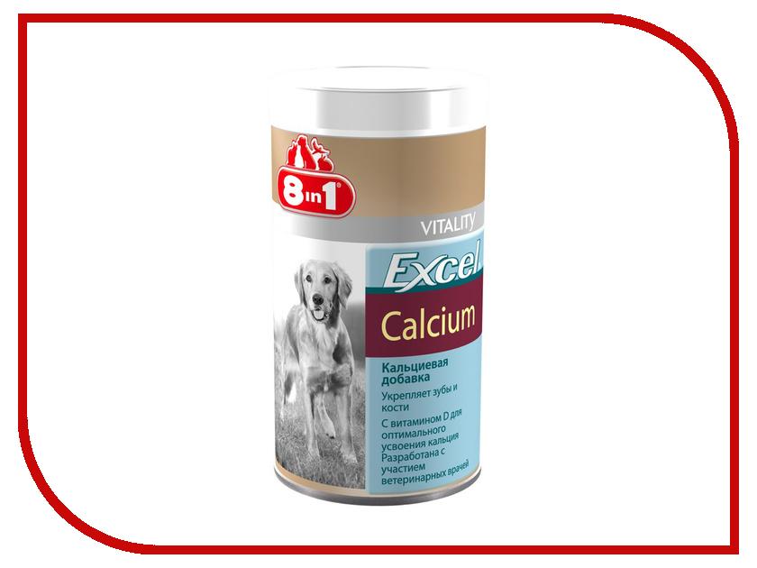 Витамины 8 in 1 Excel Calcium для собак 115564 витамины