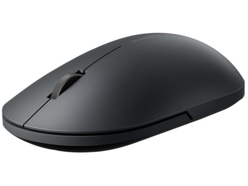 цена на Мышь Xiaomi Mi Wireless Mouse 2 Black USB