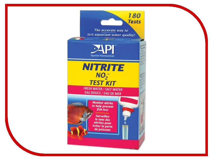 Средство API Nitrite Test Kit A26