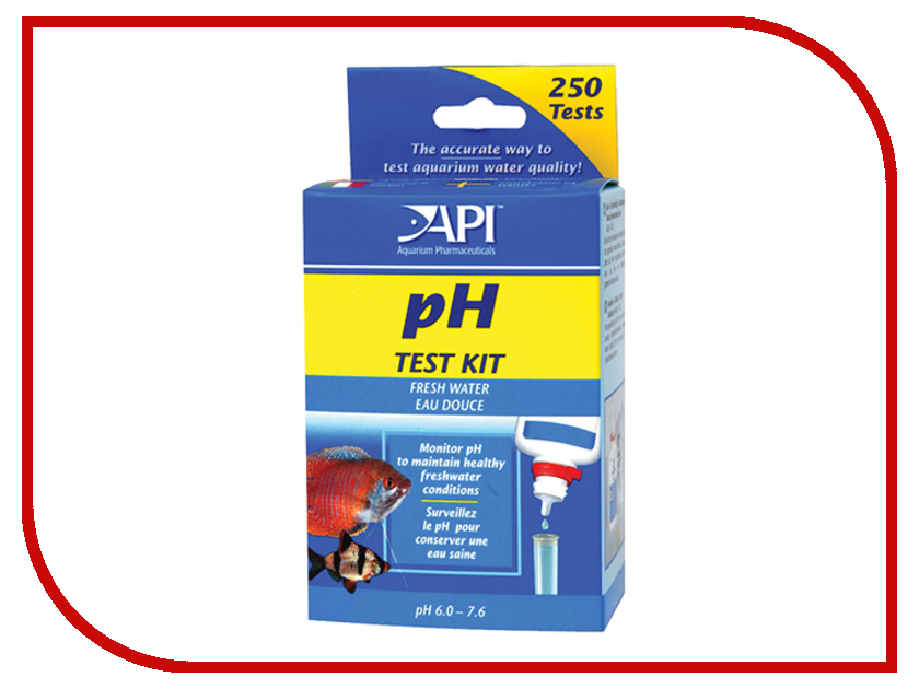 Средство API pH Test Kit A28