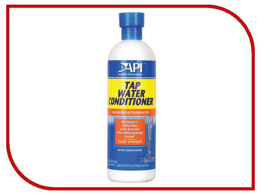 Средство API Tap Water Conditioner 473ml A52C