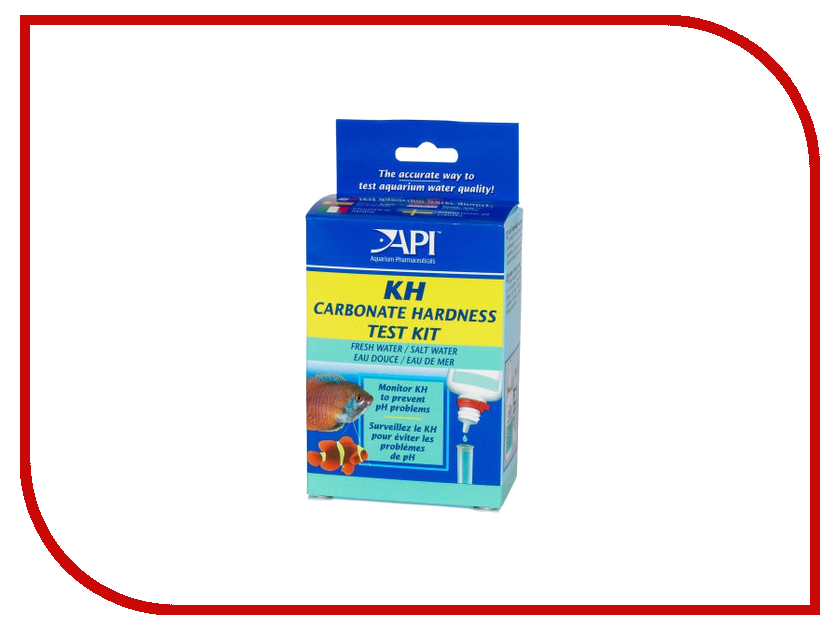 Средство API Carbonate Hardness Test Kit A59