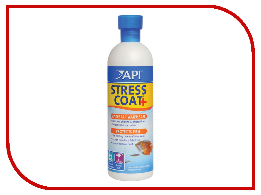 API Stress Coat 237ml A85A