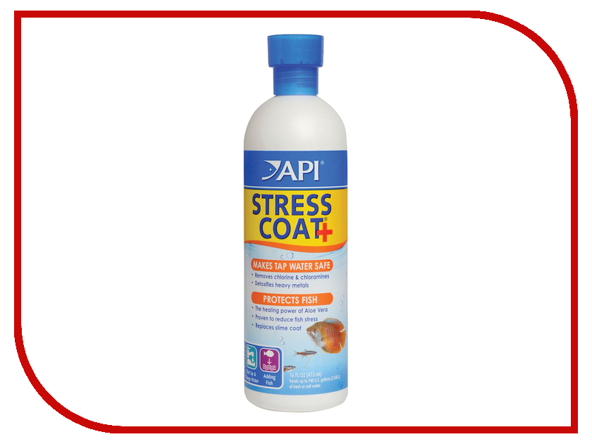 API Stress Coat 473ml A85C