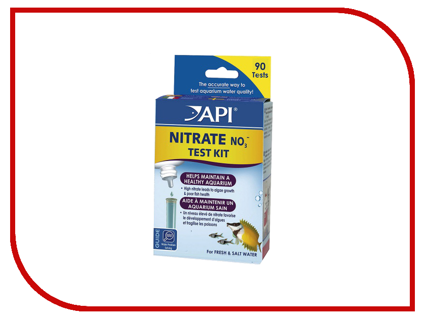 Средство API Nitrate Test Kit ALR1800