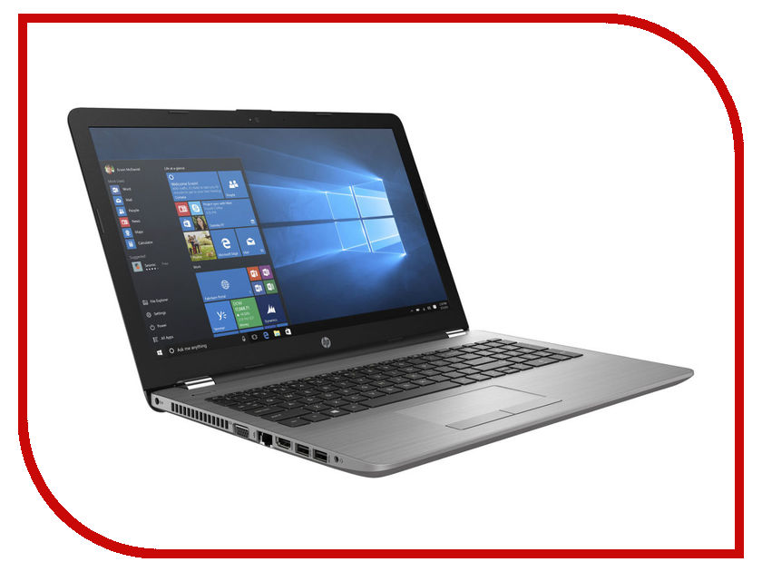 Ноутбук HP 250 G6 1XN67EA (Intel Core i7-7500U 2.7 GHz/4096Mb/1000Gb/DVD-RW/Intel HD Graphics/Wi-Fi/Bluetooth/Cam/15.6/1920x1080/Windows 10 64-bit) ноутбук hp 15 bs624ur 2yl14ea intel core i3 6006u 2 0 ghz 8192mb 1000gb dvd rw intel hd graphics wi fi cam 15 6 1920x1080 dos