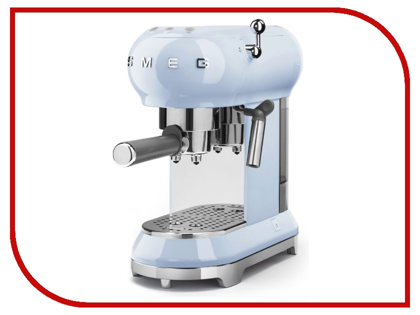 Кофеварка Smeg ECF01PBEU smeg sc106al2