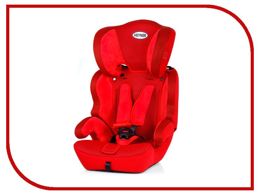Автокресло HEYNER MultiProtect AERO Red 796 300 автокресло heyner capsula multi ergo red 786 130