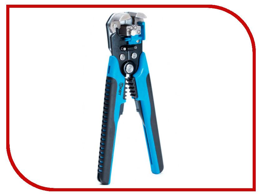 Инструмент для снятия изоляции КВТ WS-04B 61669 инструмент yato для снятия изоляции