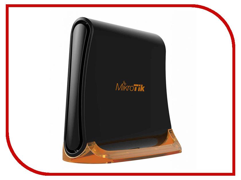 цена Wi-Fi роутер MikroTik hAP mini RB931-2nD