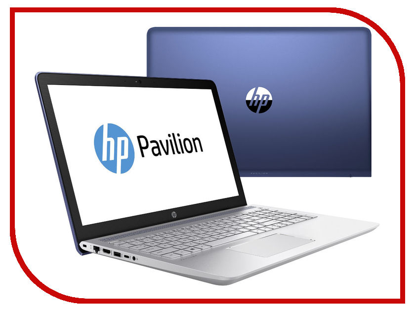 Ноутбук HP Pavilion 15-cd019ur 2CQ95EA (AMD A10-9620P 2.4 GHz / 6144Mb / 1000Gb / DVD-RW / AMD Radeon 530 4096Mb / Wi-Fi / Cam / 15.6 / 1920x1080 / Windows 10 64-bit)