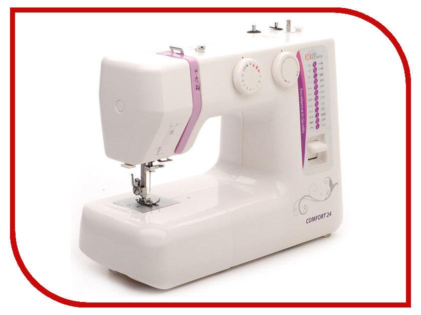 Швейная машинка Comfort 24 швейная машинка brother comfort 40e
