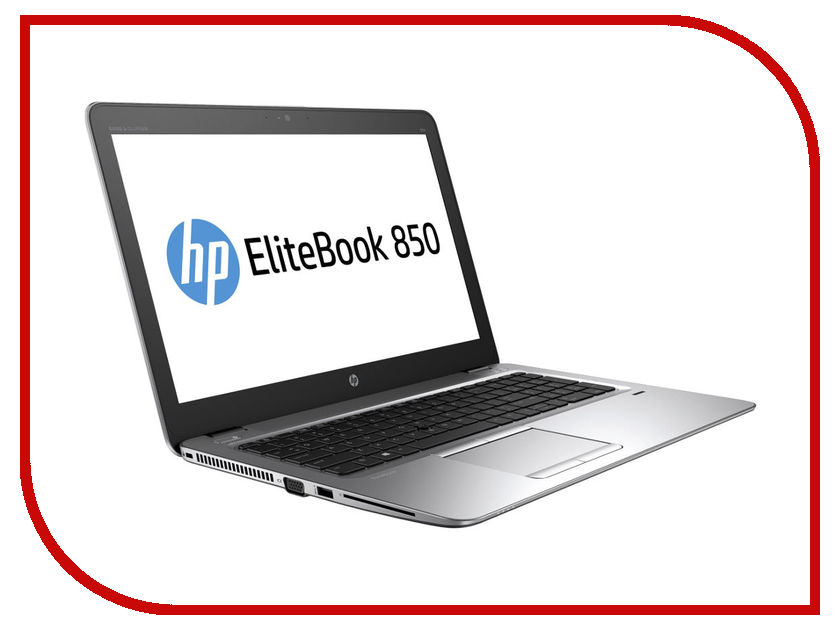 Ноутбук HP EliteBook 850 G3 1EM54EA (Intel Core i7-6500U 2.5 GHz/8192Mb/256Gb SSD/Intel HD Graphics/Wi-Fi/Bluetooth/Cam/15.6/1920x1080/Windows 10 64-bit) ноутбук hp elitebook 820 g4 z2v85ea z2v85ea
