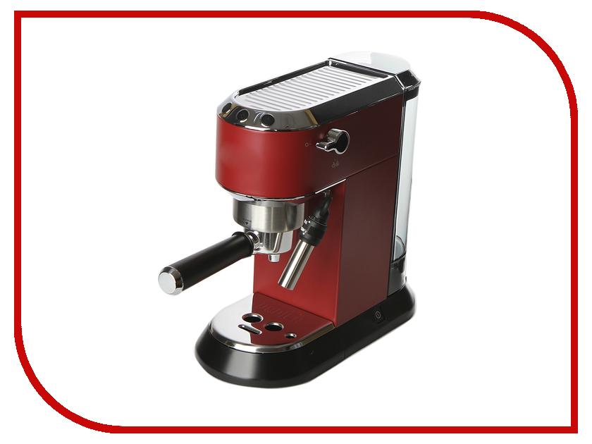 Кофемашина De'Longhi EC 685 BK/R/W/M электроплита gorenje ec 6341 xc