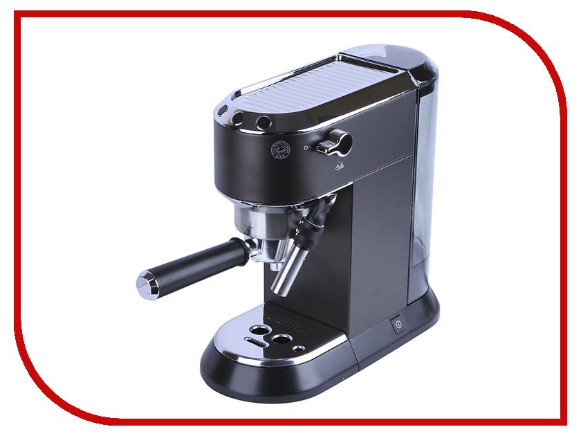 Кофемашина DeLonghi Dedica EC 685 Black кофеварка delonghi ec 685 r