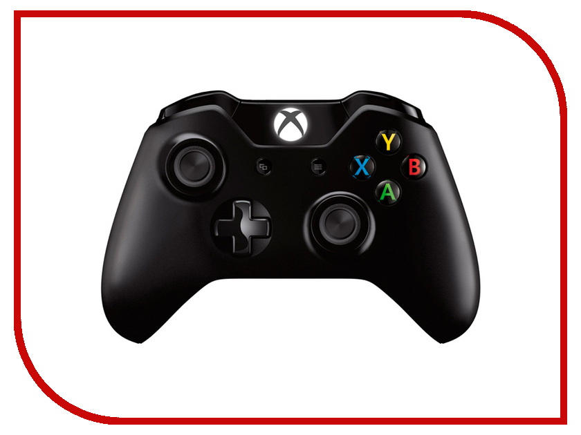 Геймпад Microsoft XBOX One Wireless Controller EX6-00007