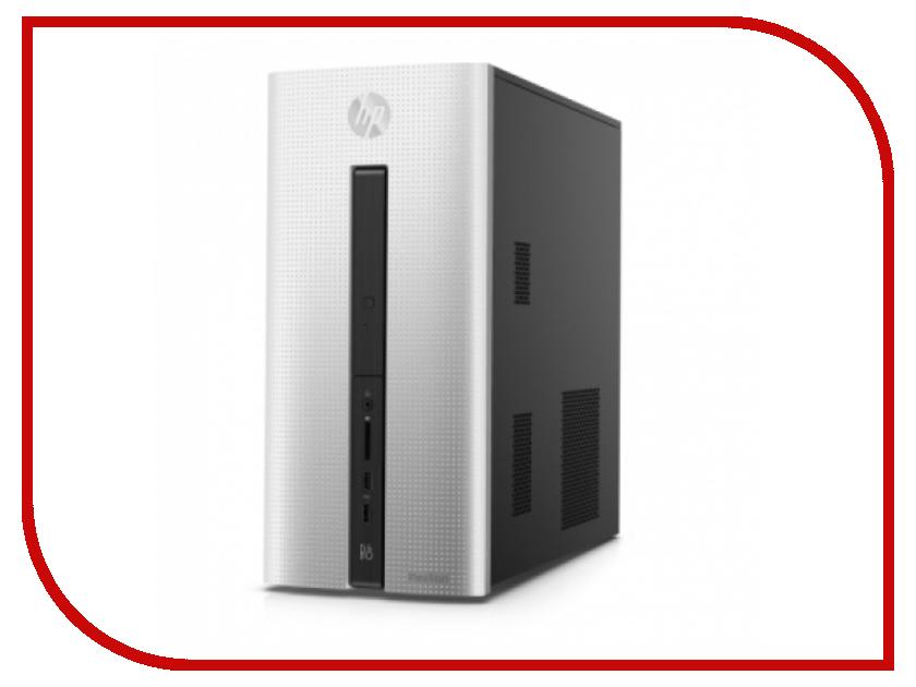 настольный компьютер hp t420 thin client m5r72aa black amd gx 209ja 1 0 ghz 2048mb hp smart zero core 32 Настольный компьютер HP Pavilion 560 560-p151ur Natural Silver 1GS71EA (Intel Core i5-7400 3.0 GHz/8192Mb/1000Gb/DVD-RW/NVidia GeForce GTX 1050 2048Mb/Wi-Fi/Bluetooth/Windows 10)