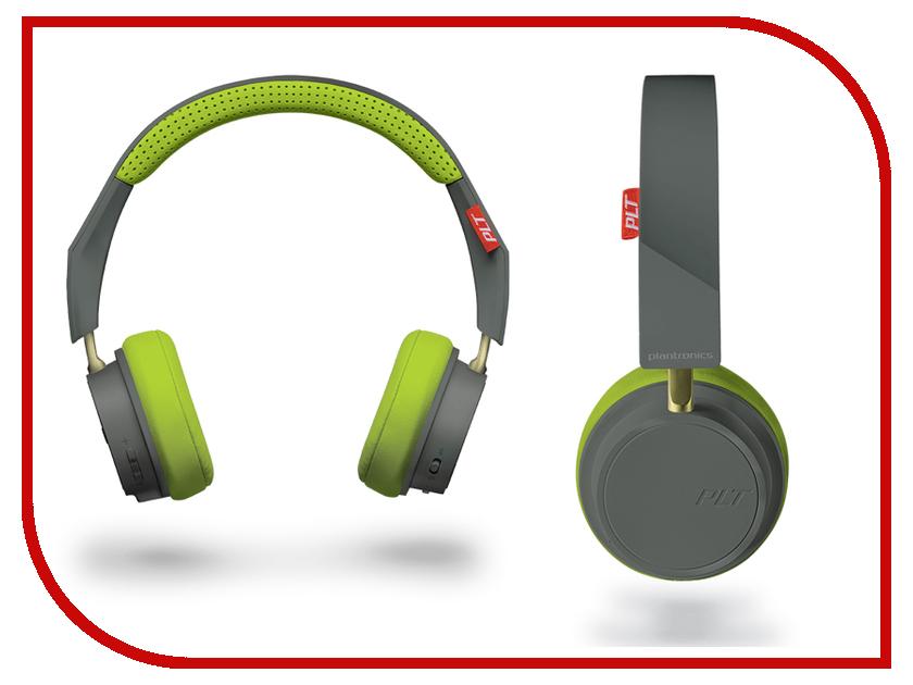 Гарнитура Plantronics BackBeat 500 Grey-Green plantronics backbeat fit black наушники