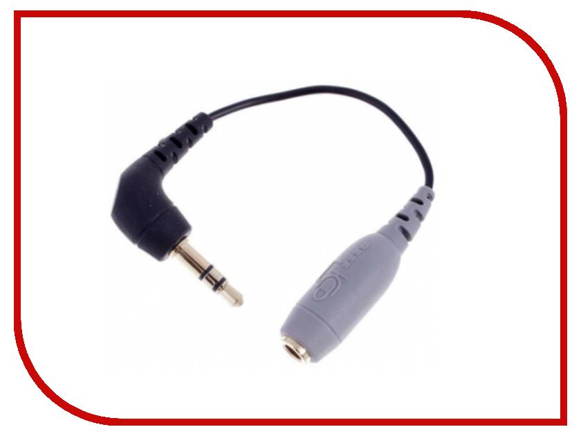 Адаптер Rode SC3 микрофонная удочка rode boompole