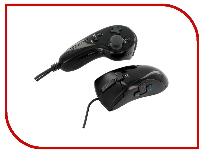 Джойстик Hori Frag FX v.2 SE проводной игровой контроллер frag fx v2 se для sony playstation 3 черный