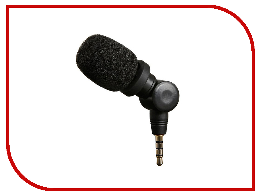 Микрофон Saramonic SmartMic iPhone/IPad/IPod Touch small petty waist shape aluminum alloy capacitive stylus pen for ipad iphone ipod red