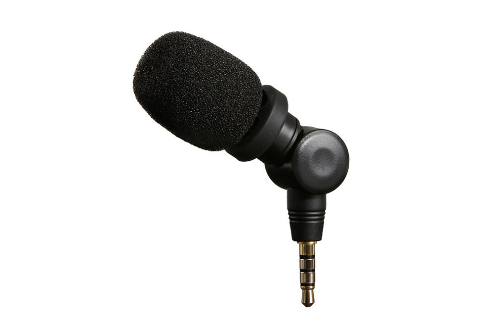 Микрофон Saramonic SmartMic iPhone/IPad/IPod Touch