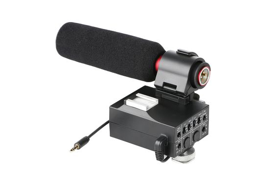 Микрофон Saramonic MixMic