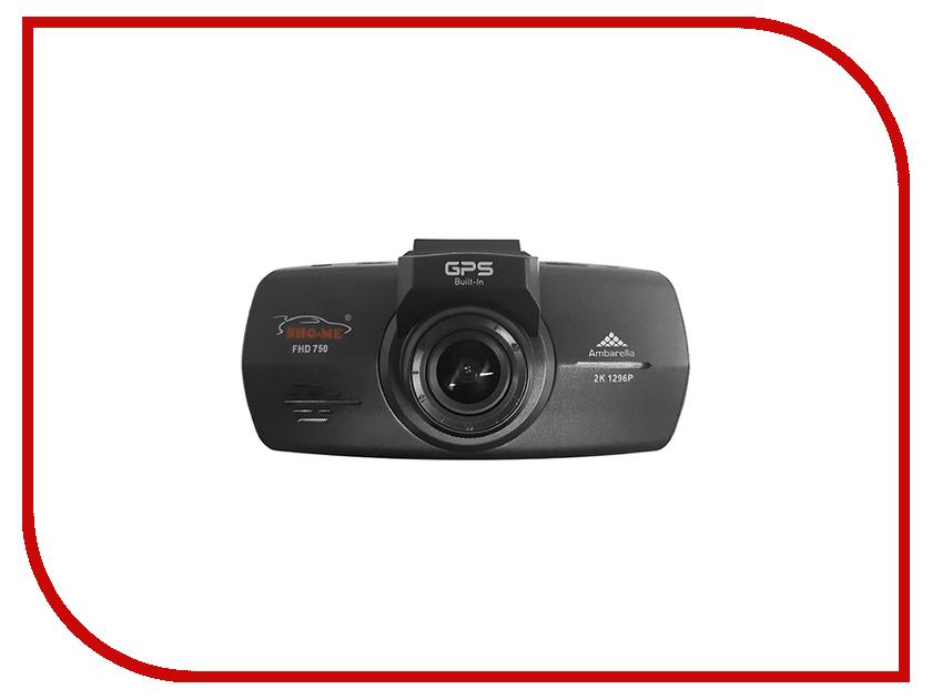 Видеорегистратор Sho-Me FHD-750 видеорегистратор sho me hd45 lcd