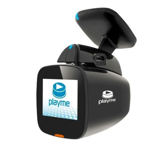Видеорегистратор PlayMe Uni playme uni черный