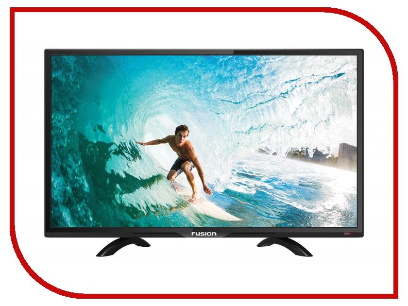 Телевизор Fusion FLTV-24H100T телевизор жк fusion fltv 32k120t 32