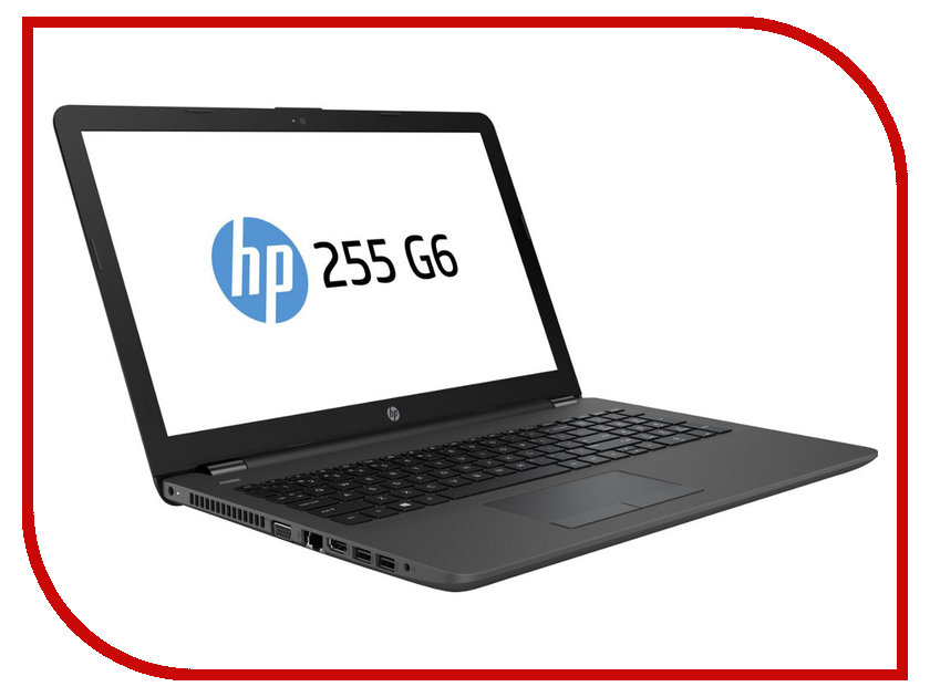 Ноутбук HP 255 G6 1XN66EA (AMD A6-9220 2.5 GHz/8192Mb/256GB SSD/DVD-RW/AMD Radeon R4/Wi-Fi/Bluetooth/Cam/15.6/1920x1080/Windows 10 64-bit) ноутбук hp 255 g5