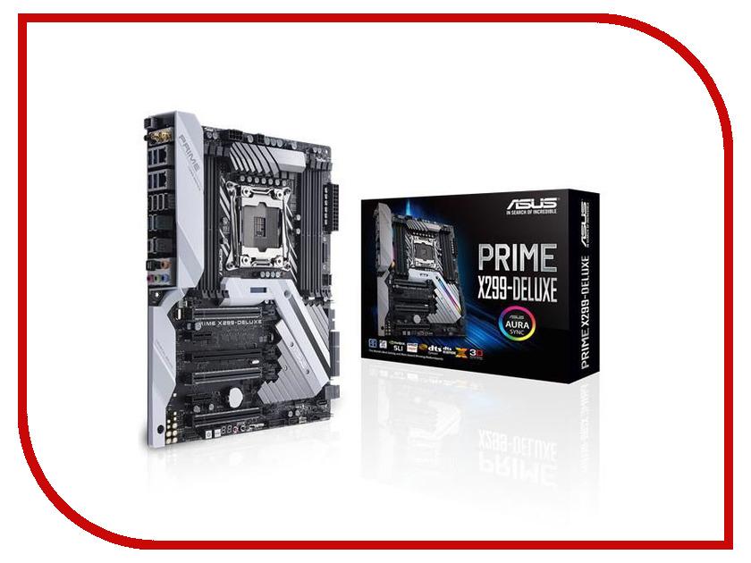Материнская плата ASUS Prime X299-DELUXE