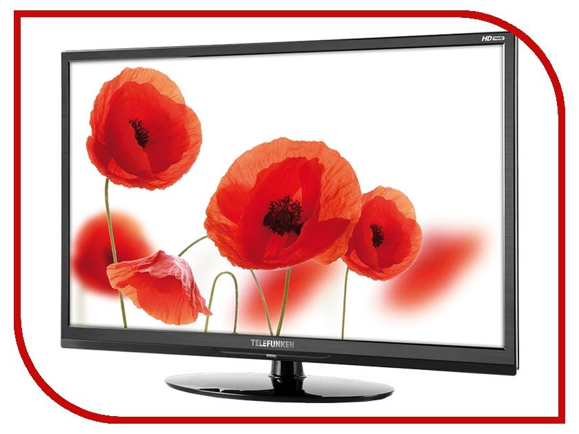 Телевизор Telefunken TF-LED32S43T2 телевизор telefunken tf led22s48t2