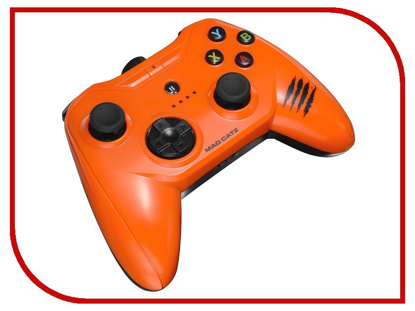 Геймпад Mad Catz C.T.R.L.i Mobile Gamepad - Gloss Orange MCB312630A10/04/1 ipega pg 9077 bluetooth wireless gamepad