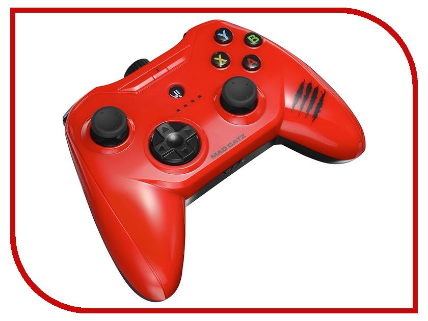 Гаджет Геймпад Mad Catz C.T.R.L.i Mobile Gamepad - Gloss Red MCB312630A13/04/1 red mad зомфри блог глава 3