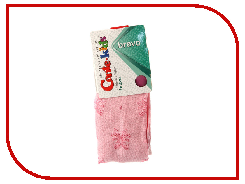 Колготки Conte Kids Bravo 14C-123CП 128-134 Light-Pink