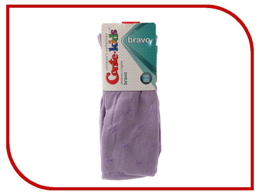 Колготки Conte Kids Bravo 14C-123CП 116-122 Lilac