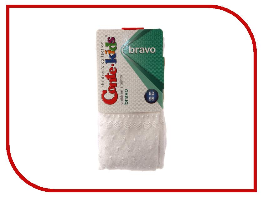 Колготки Conte Kids Bravo 14C-123CП 92-98 White