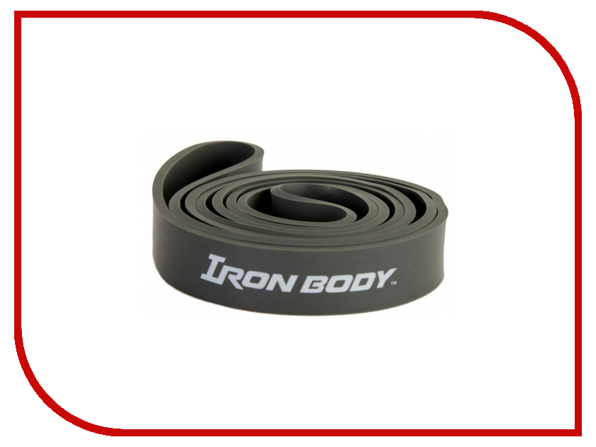 Эспандер Iron Body 1511EG-60 Grey