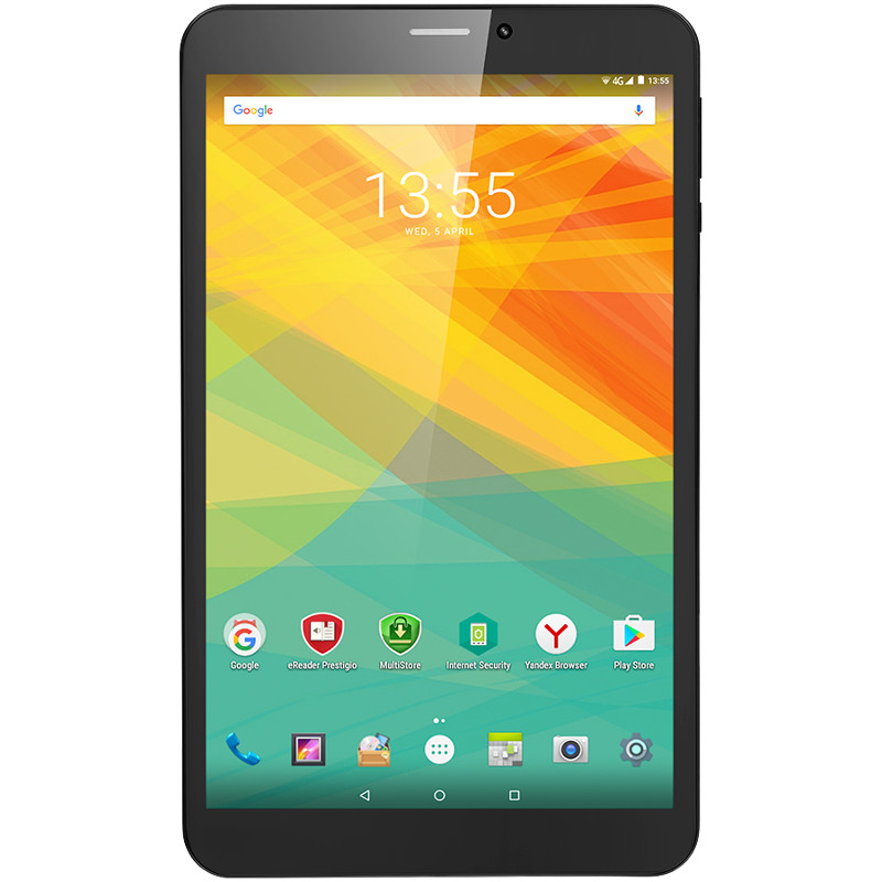 Планшет Prestigio MultiPad PMT3518_4G_D_CIS (MediaTek MT8735B 1.1 GHz/1024Mb/16Gb/Wi-Fi/3G/Bluetooth/Cam/8.0/1280x800/Android)