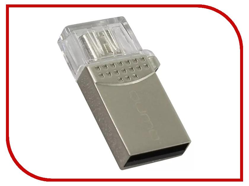 USB Flash Drive 16Gb - Qumo Keeper usb flash drive photofast evo plus 16gb